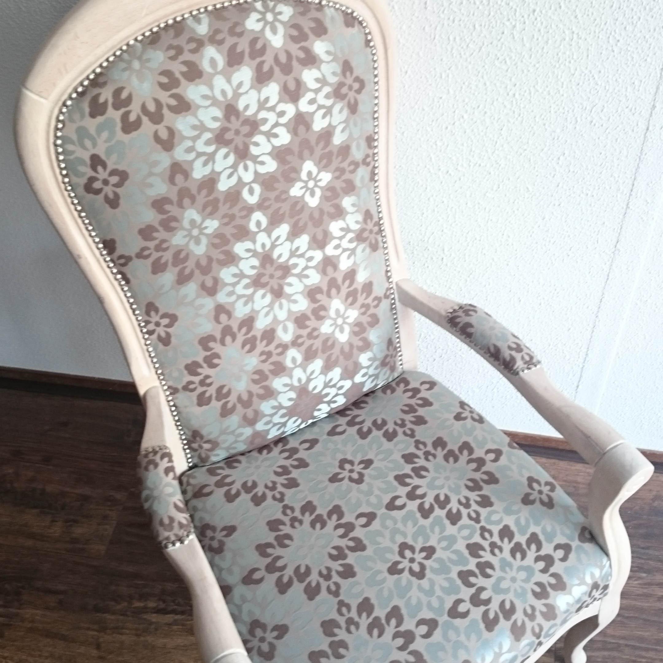 Eclectische stoel stoffering de twijgen - Moderne stoffering ...