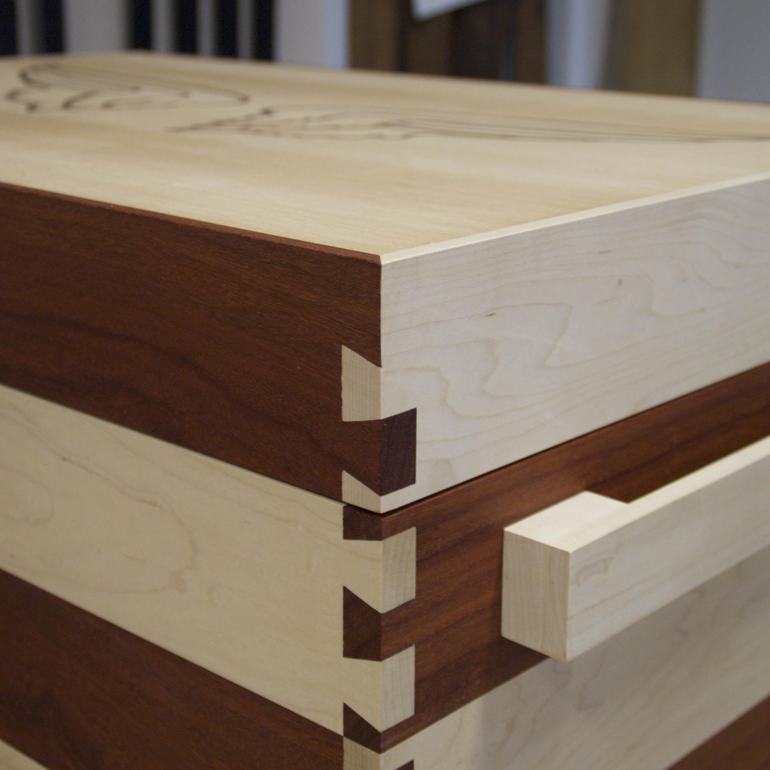 Projecten - portfolio meubel, interieur en restauratie